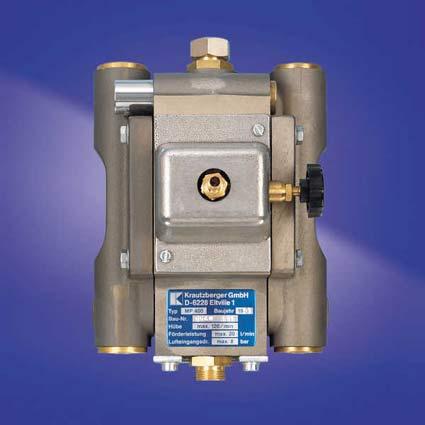 Charvo Mp400 Diaphragm Pump